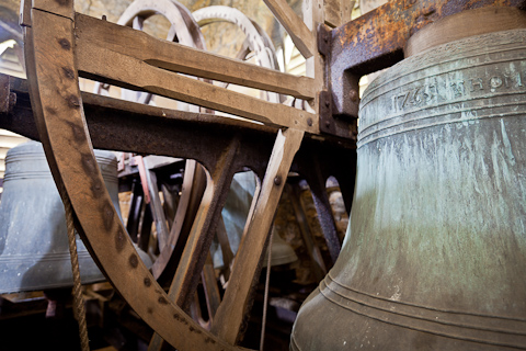 Bells at St James' Ab Kettleby