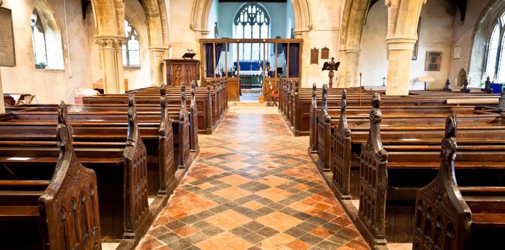 Ab Kettleby Church