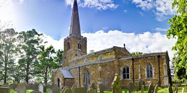 St James Church, Ab Kettleby